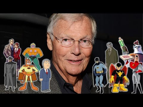 "Voice Showcase - ""Adam West"""