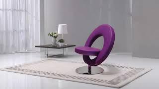 Incredibly creative furniture Design ➤ Original chairs in a modern interior