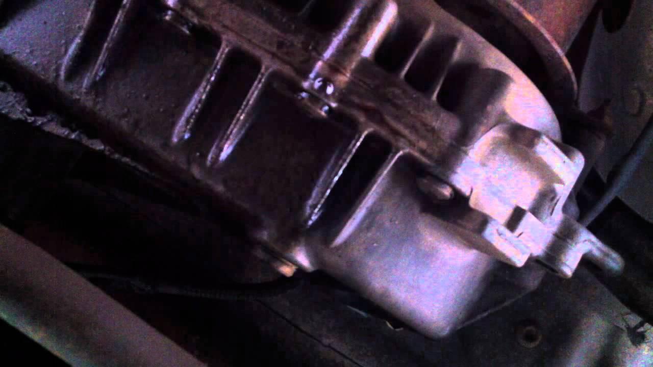 F150 transfer case noise