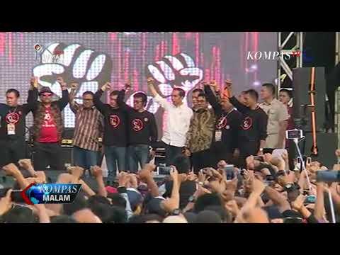 Rembuk Nasional Aktivis 98 Dukung Jokowi 2 Periode