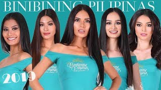 40 OFFICIAL STUNNING CANDIDATES BINIBINING PILIPINAS 2019. Who's Your bet?