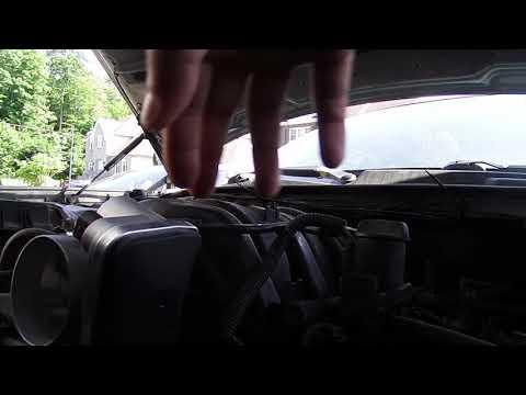 how to install chrysler 300 throttle body