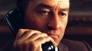 THE IRISHMAN Trailer (2019) Robert De Niro, Al Pacino, Martin Scorsese