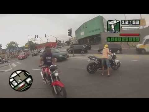 GTA San Andreas da Hornet branca - Épico Travel Video