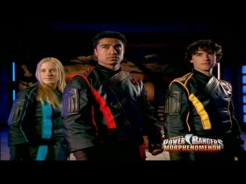 Power Rangers Ninja Storm - Prelude to a Storm - The Chosen Power Rangers