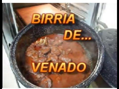 BIRRIA DE VENADO - BARBACOA opción 3 - Lorena Lara