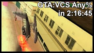 GTA:VCS Any% Speedrun in 2:16:45