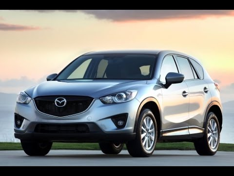 2015 Mazda CX-5 Start Up and Review 2.5 L 4-Cylinder