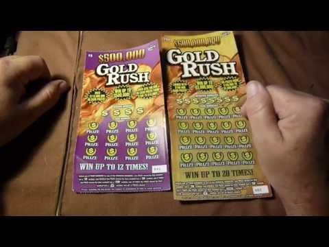 "Fl lottery ""daily double"" scratchoff battle"