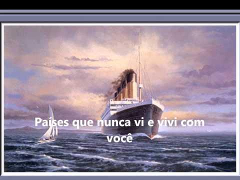 Con Te Partirò (Tradução em Português) Com você partirei!