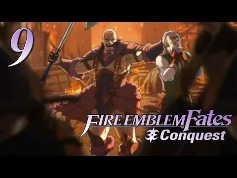 Uprising - Lunatic/Classic - Fire Emblem Fates: Conquest - 9