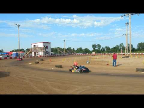 7.8.2017 - KC Raceway - Heavy Points - Heat 1