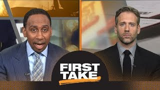 Should LeBron James go to the Rockets next season? | First Take | ESPN
