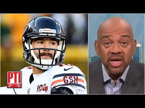 Mitch Trubisky has no shot of starting for the Bears this season - Michael Wilbon  PTI