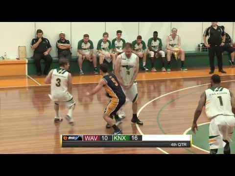 BigV SCM Round 1 Waverley vs Knox  19 March 2017