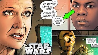 How the First Order Regrouped SO FAST After Starkiller Base Exploded (CANON) - Star Wars Explained