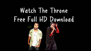 """Watch The Throne"" Full HD Album Download (NEW 2011) (320 kbs)"