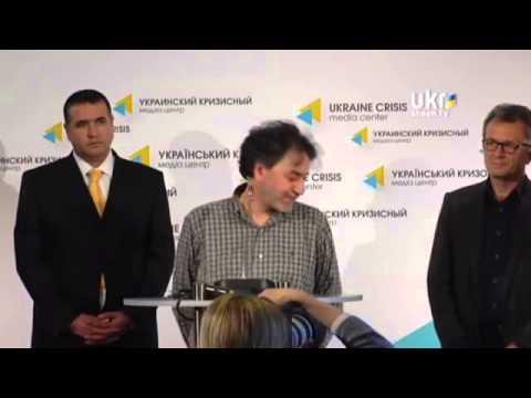 'Artforum' community of Kyiv  Ukrainian Сrisis Media Center  doctor Rami