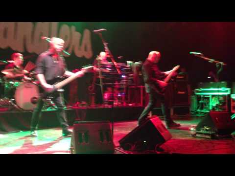 The Stranglers - Live - Time to Die - 1st April 2014 - Barts - Barcelona