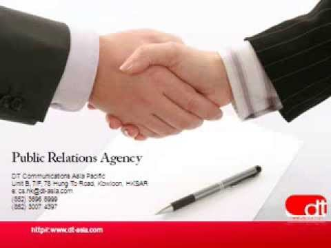 Public Relations Agency -- Corporate Communication Expert In Asia