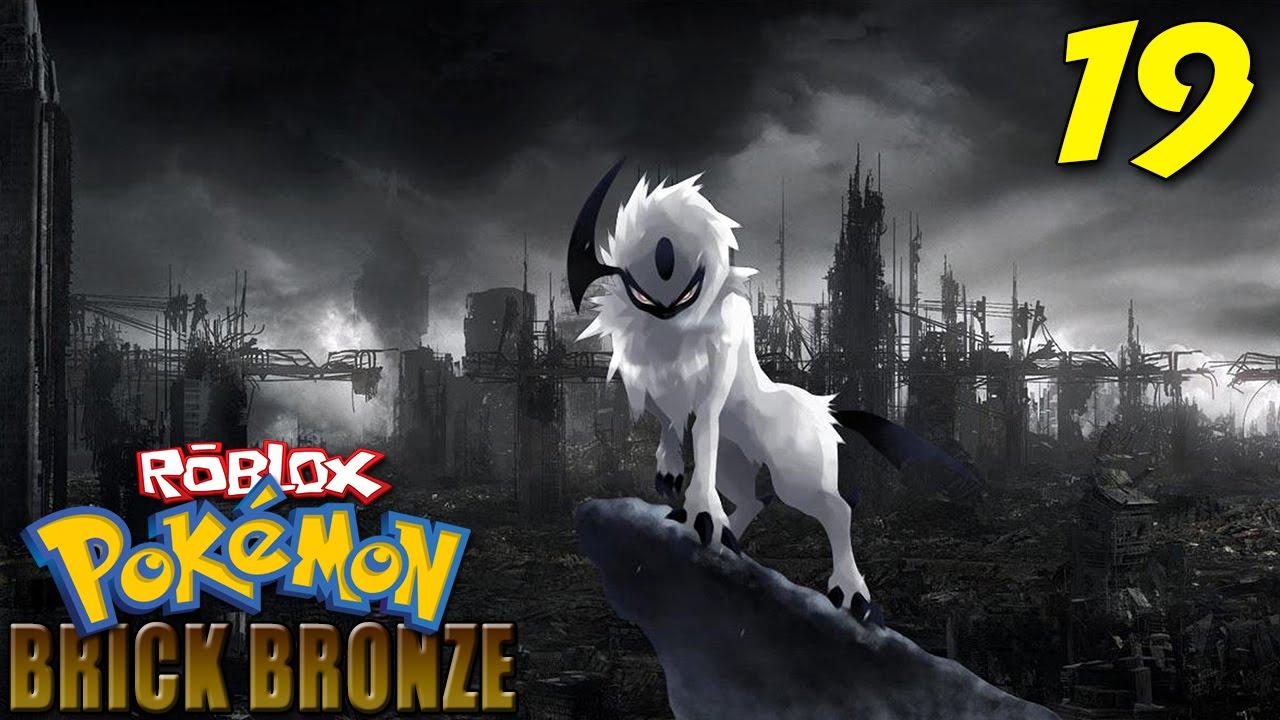 Absol Appears Roblox Pokemon Brick Bronze 19 - roblox pokemon brick bronze movie