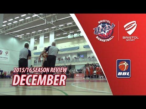 Bristol Flyers Season Review - December 2015