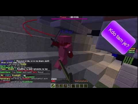 Minecraft - Annihilation - Hacker #8