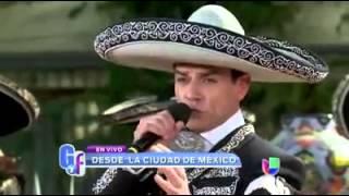 Jorge Salinas Cantando ''Cielo Rojo'' en  EGyLF