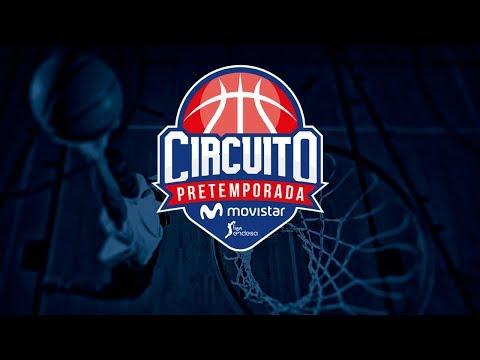 Circuito Movistar (Granada): Gipuzkoa Basket - Tecnyconta Zaragoza