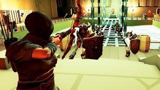 DUNGEON RUSH VR - Early Access Trailer【Oculus Rift, HTC Vive, WMR】White Rhino Games