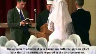 Origin of Muta (temporary marriage) (9/9) Misconceptions about Muta & How to do Muta marriage