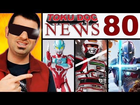 Jaspion Bluray / Anime Ultraman / Carro do Spiderman  - TokuDoc news 80