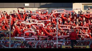 Mehr als 1500 Fans hatten den Halleschen FC am Samstag zum Auswärtsspiel bei 1860 München (1:1) begl