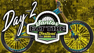 Santos Fat Tire Fest 2020 - Day 2 // Local Shops // Pivot Bicycles and E-bikes
