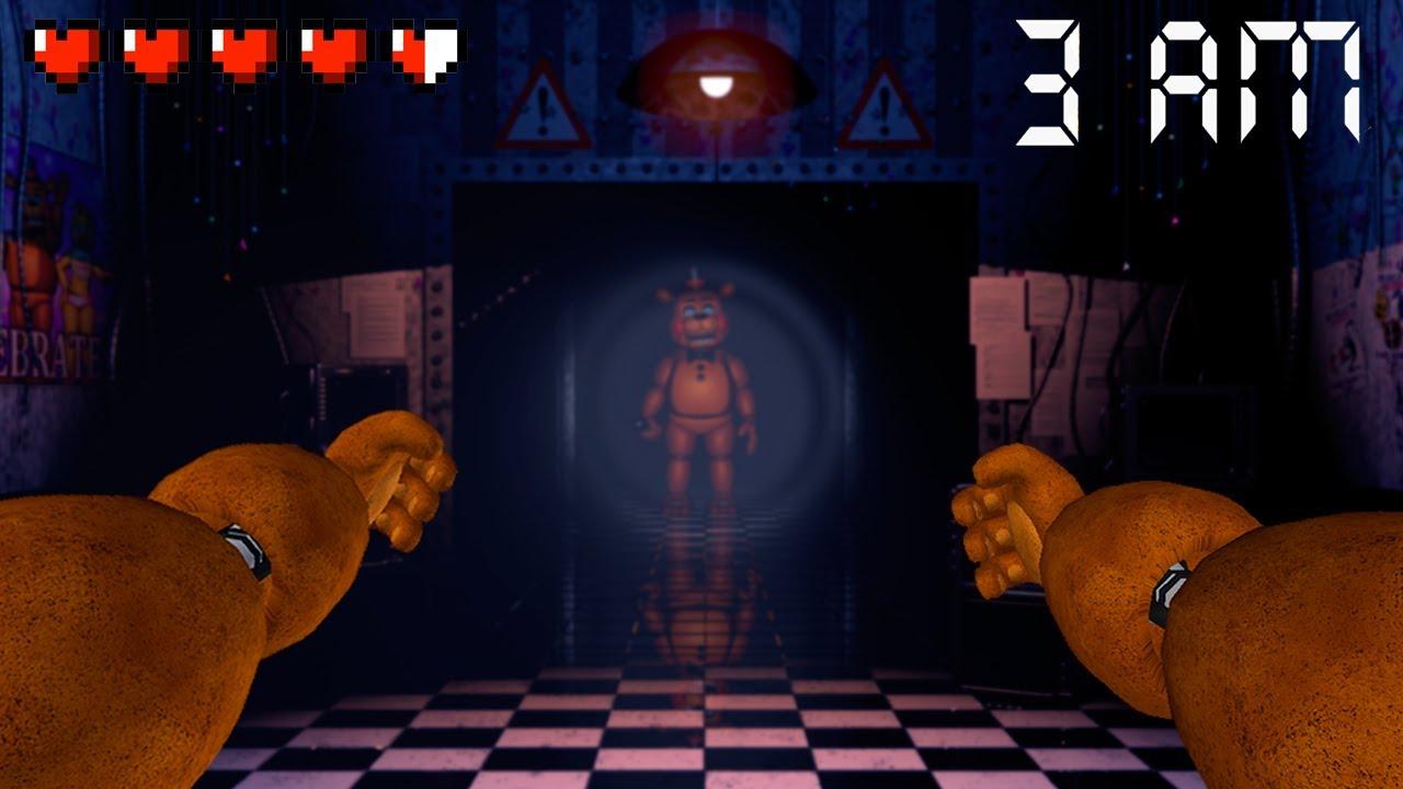 Scary Stories Freddy Demo Roblox - Ser Freddy En Fnaf Fnaf Freddy Simulator Five Nights At Freddys