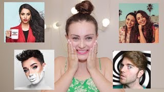 MY YOUTUBE FRIENDS SURPRISED ME! (Shane Dawson, James Charles, & MORE!)