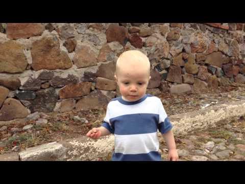 Carousing on cobblestones