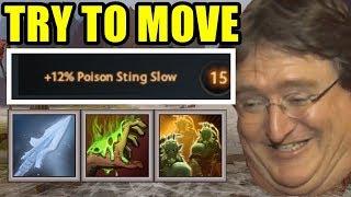 8x Posion Cancer Build | Dota 2 Ability Draft