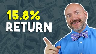 10-Stock Dividend Income Portfolio Thrashing the Market [15.8% Return]