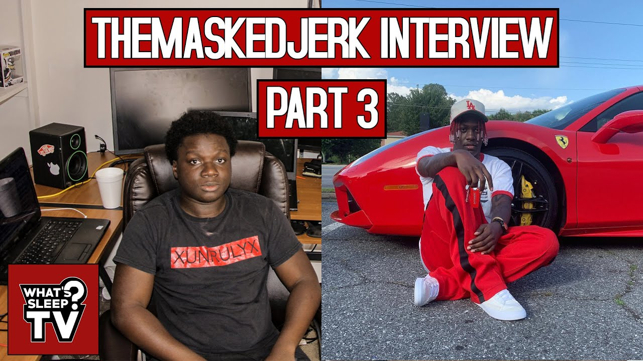 TheMaskedJerk Says After The Situation With Lil Yachty He Gave Up On Making Beats & Felt Finessed