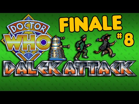Dalek Attack (Amiga) - Part 8: FINALE - Octotiggy