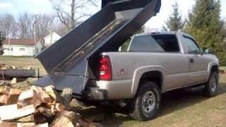 BULLYBOSS Dump Insert