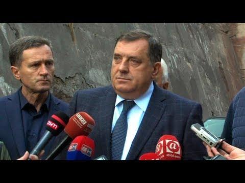 Milorad Dodik na Palama