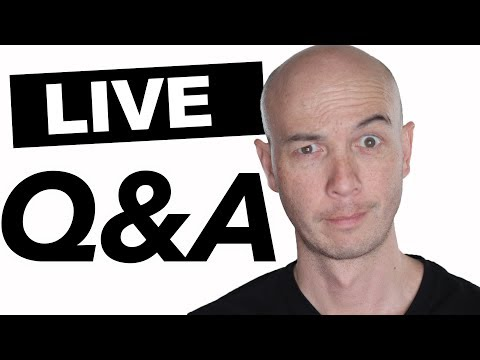 Live Q&A – Keyword Research, Affiliate Marketing, Amazon Associates, & Niche Sites
