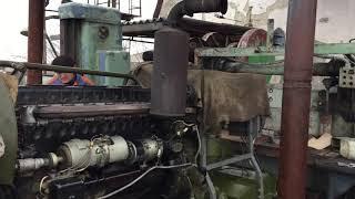 видео Вагон-электростанция