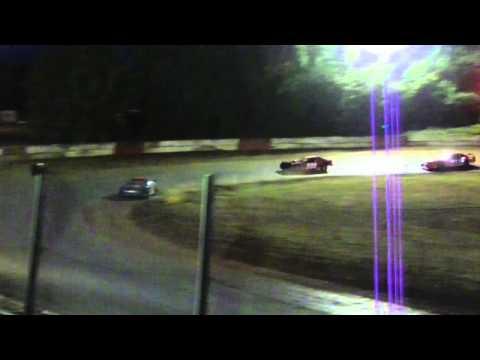 River City Speedway Sportsman Main 7-11-2015