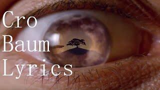 Cro-Baum DEUTSCH LYRICS