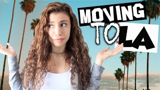 MOVE WITH ME TO LA!!!