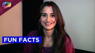 Actress Sanjeeda Sheikh shares some fun facts of her life with team India Forums