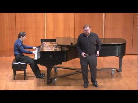 Guy Katz and Kevin Ray - Schubert Der Erlkönig, Op. 1, D. 328